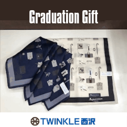 卒業祝ハンカチ