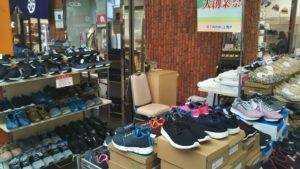 創業祭ワゴンセール(靴)