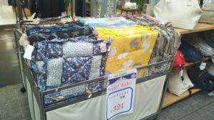大創業祭ワゴンセール(クッション)