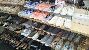 大創業祭ワゴンセール(靴、シューズ)
