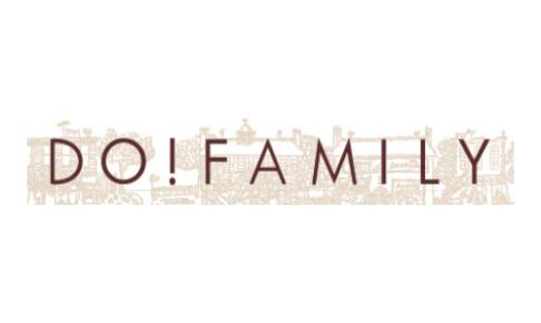 DO!FAMILY<ドゥファミリー>ロゴ