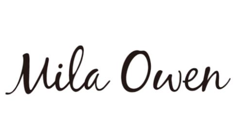 Mila Owen<ミラオーウェン>ロゴ
