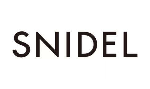 SNIDEL<スナイデル>ロゴ