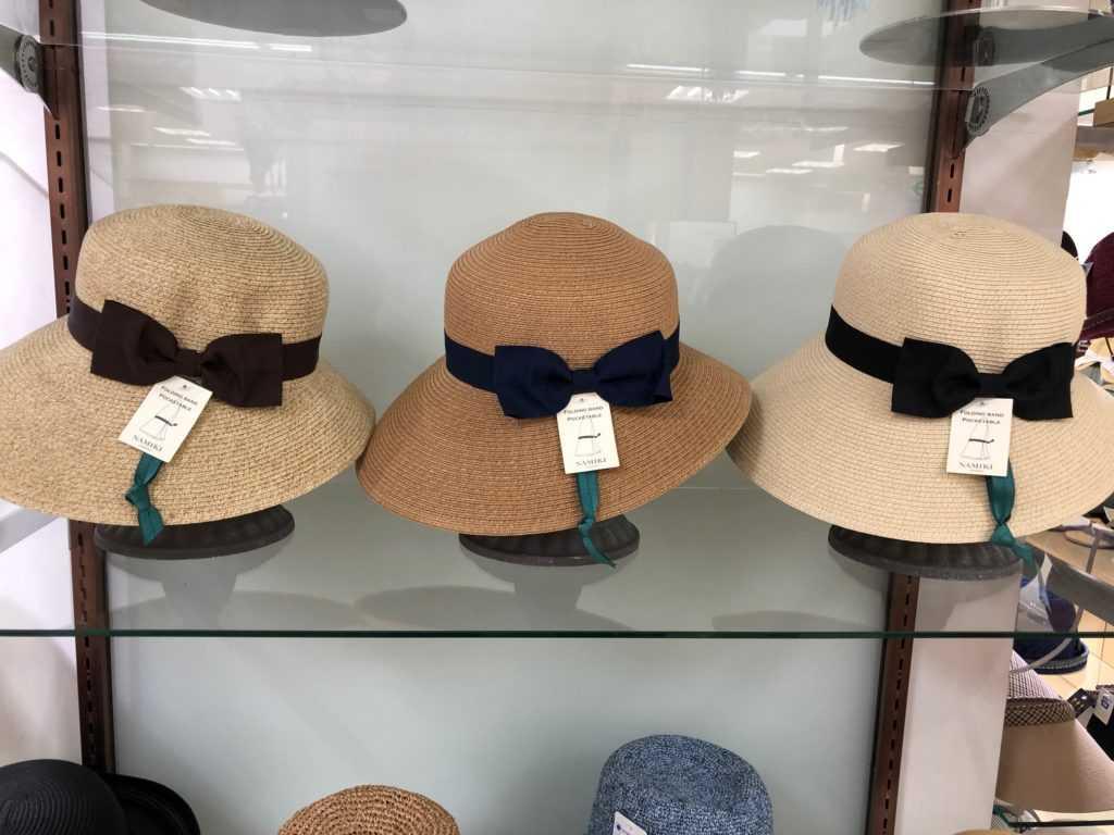 母の日ギフト★帽子