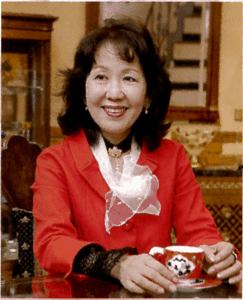 TWINKLE西沢ジュエリーフェア。ジュエリーデザイナー松井久子先生ご来場。