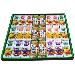 カゴメの野菜飲料バラエティギフト3240円を1620円の50%OFF!
