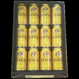 サッポロのエビスビールセット3240円を2592円の20%OFF!